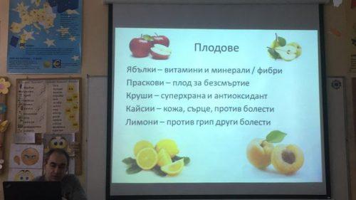 Храната – здравословен начин на живот, недоимък, гладуване