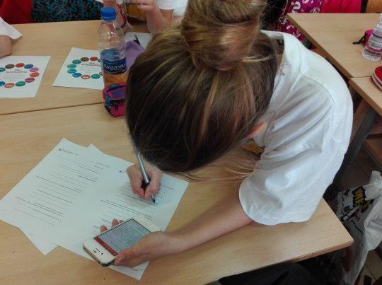 Часове по добро в 10 български училища